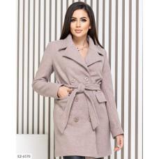 Пальто EZ-6570