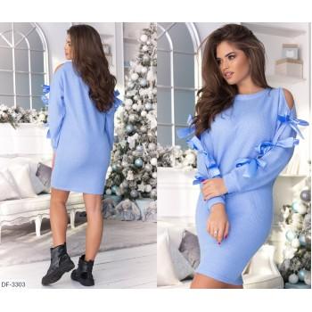 Платье DF-3303