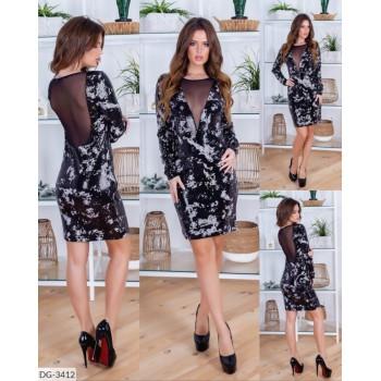 Платье DG-3412