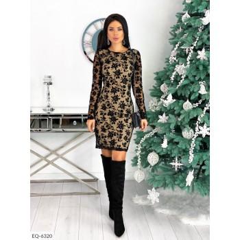 Платье EQ-6320