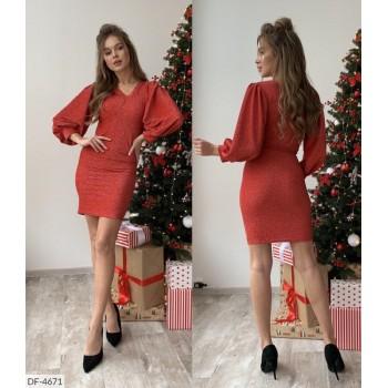 Платье DF-4671
