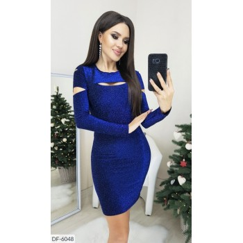 Платье DF-6048
