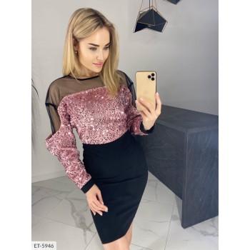 Платье ET-5946