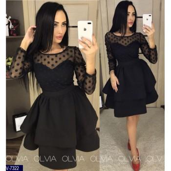 Платье V-7322