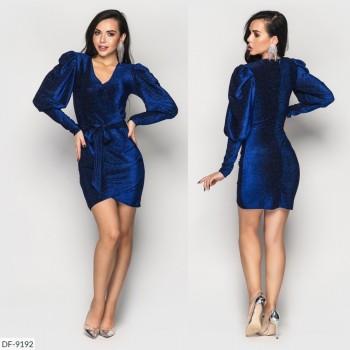Платье DF-9192