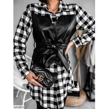 Платье-Рубашка EW-8859