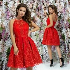 Платье 7273елим