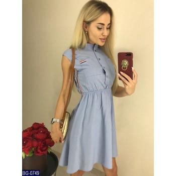 Платье-рубашка BG-0749