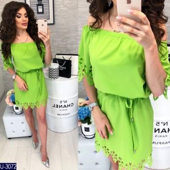 Платье U-3072