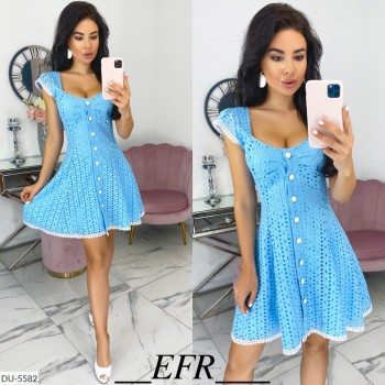 Платье DU-5582