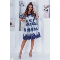 Коктейльное платье BW-6207