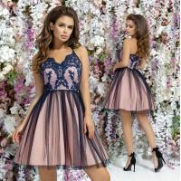 Платье 7278елим