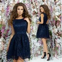 Платье 7277елим
