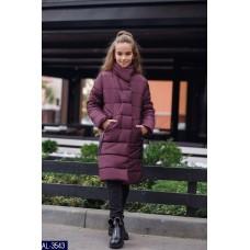 Пальто AL-3543