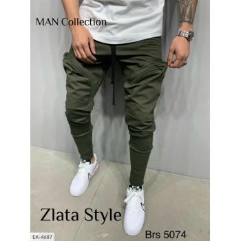 Мужские брюки EK-4687