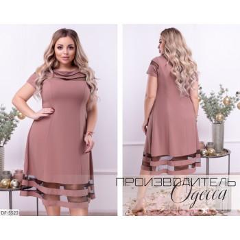 Платье DF-5523
