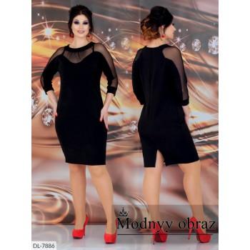 Платье DL-7886