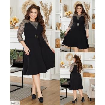 Платье EY-7314