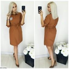 Платье-Рубашка BM-8982