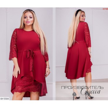 Платье BY-5504