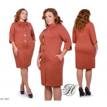 Платье DF-7907