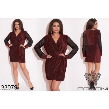 Платье DF-3431