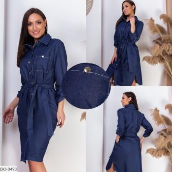 Платье DO-0493