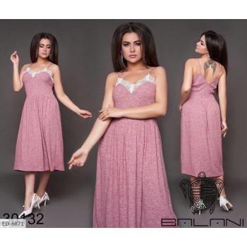 Платье ED-6871