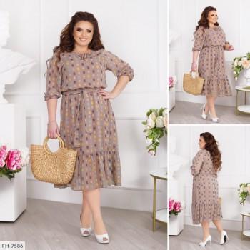 Платье FH-7586