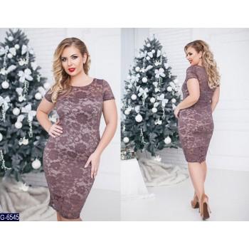 Платье G-6545