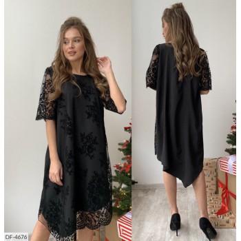 Платье DF-4676