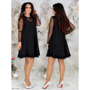 Платье DF-5137