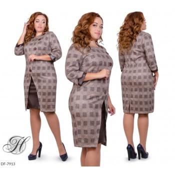 Платье DF-7913