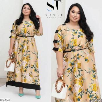 Платье DQ-7646