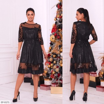 Платье EP-8171