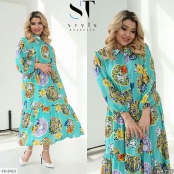Платье FK-8413