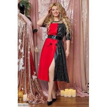 Платье DD-9810