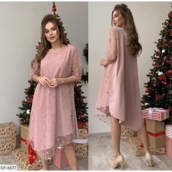 Платье DF-4677