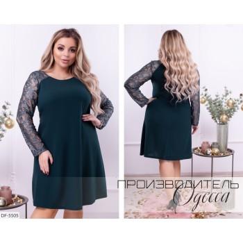Платье DF-5505