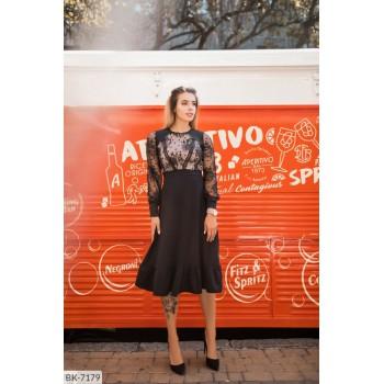 Коктейльное платье BK-7179