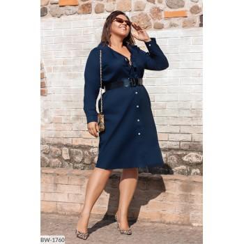 Платье-Рубашка BW-1758
