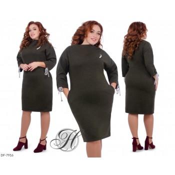 Платье DF-7916