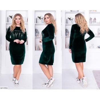 Платье DF-9701