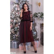Платье DF-9956