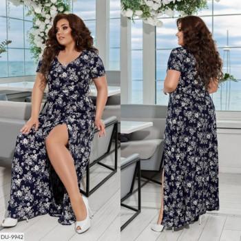 Платье DU-9942