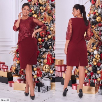 Платье EP-8177