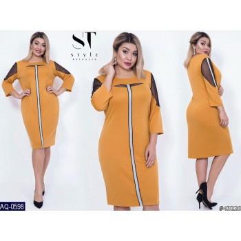 Платье AQ-0598