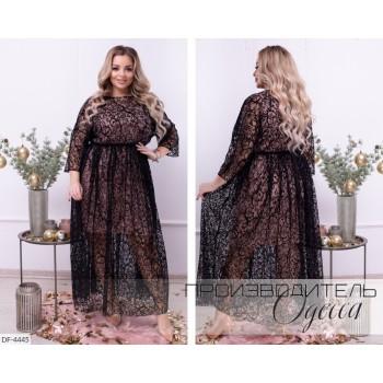 Платье DF-4445