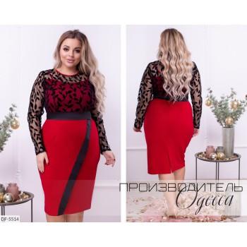 Платье DF-5514