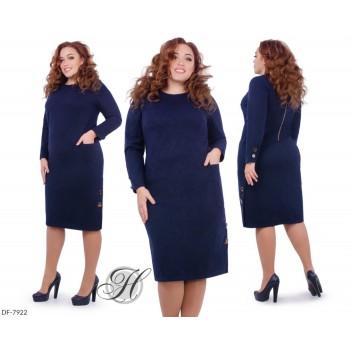 Платье DF-7922